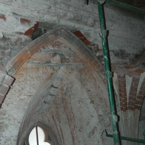 rénovation d'un bâtiment historique