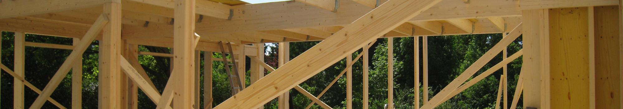 walltie timber construction